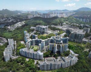 Hong Kong, residenze per studenti formato BIM