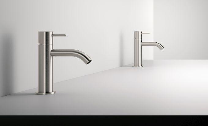 Zazzeri: Z316, la nuova collezione di rubinetteria in acciaio disegnata dall'architetto Roberto Innocenti