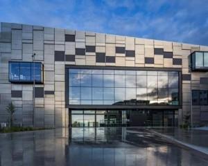 La nuova Accademia di Arte e Design a Bergen firmata dallo studio Snøhetta