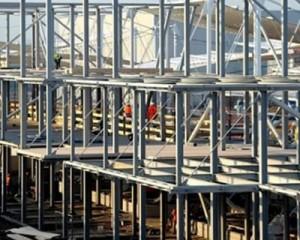 L'acciaio del Cardo di Expo per 'Milano 2040′ 1
