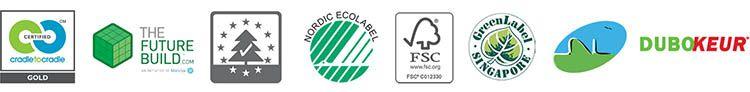 legno Accoya, certificazioni