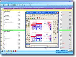 Software ACR Win per il calcolo di computi e capitolati