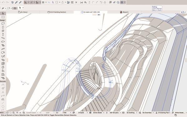 ARCHICAD START Edition 2018 è un software BIM adatto ai piccoli studi di progettazione