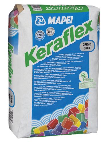 Adesivo cementizio Kraflex a base di leganti idraulici