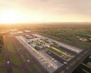 Architettura in stile australiano e paesaggi naturali per il nuovo aeroporto di Sydney