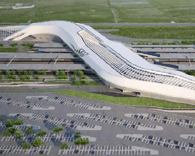 Nuova stazione alta velocit napoli afragola ripresi i lavori for Arredo trasporti afragola