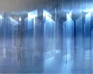 """""""GLACIER FORMATION"""", un'esposizione di space design"""