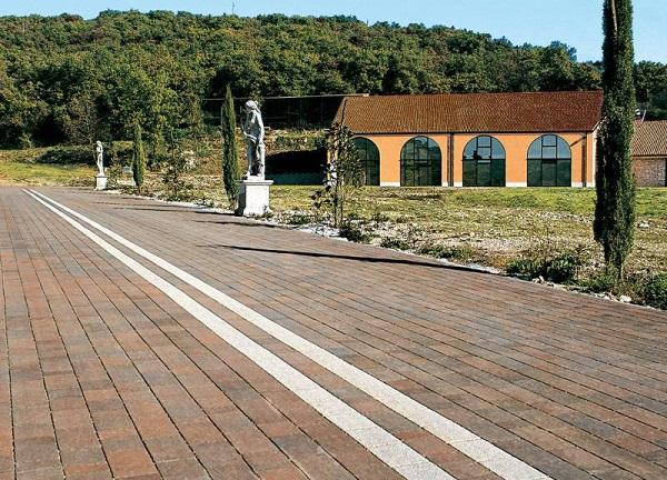 Pavimentazione Linea History