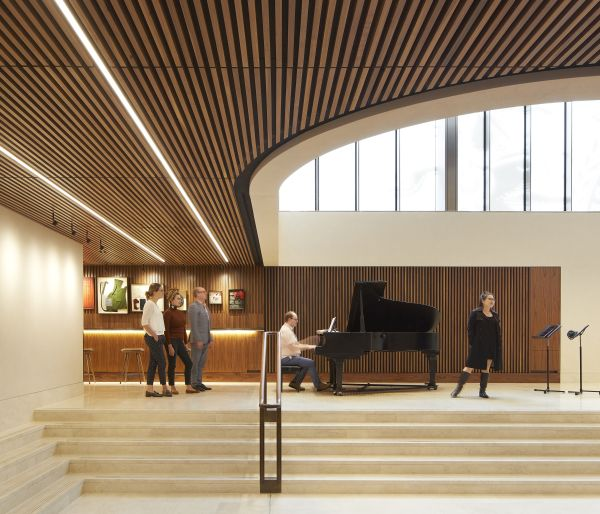 Wood Awards 2019, Categoria Commercial & Leisure, Royal Opera House