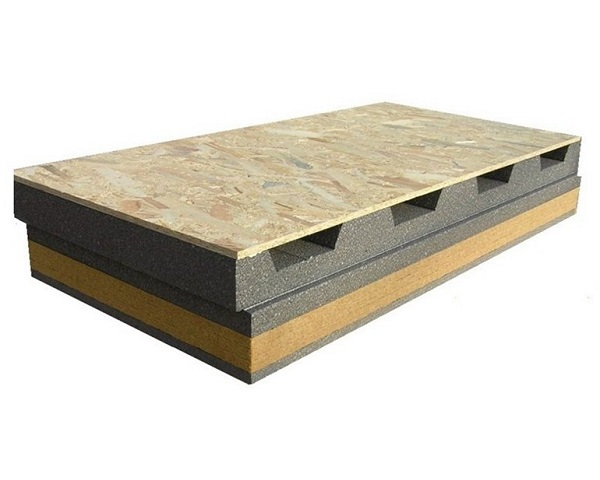Airek Greywood, sistema tetto ventilato