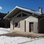 La tecnologia della natura in montagna