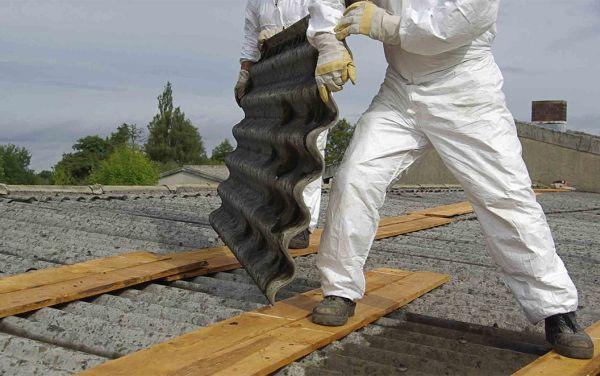 L'amianto e i rischi per la salute