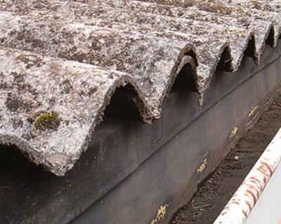 Cemento amianto sul tetto: si può anche incapsulare
