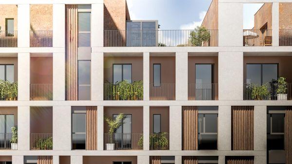 NòvAmpère, il nuovo progetto residenziale eco-friendly e tech di Milano