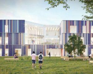 Polo scolastico San Martino, sostenibilità e accoglienza