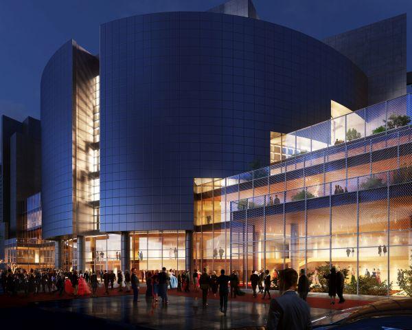 Henning Larsen firma l'ampliamento dell'Opéra alla Bastiglia