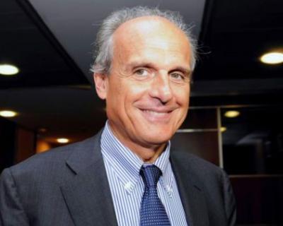 Presidente Ance Claudio De Albertis