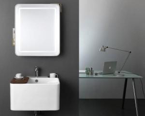 Anfibio, il bagno che si trasforma