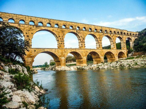 Antichi ponti romani: : Il Pont du Gard