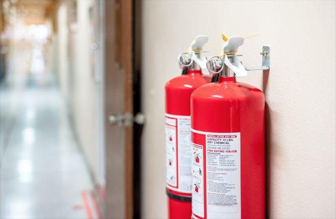 Impianti antincendio negli edifici storici