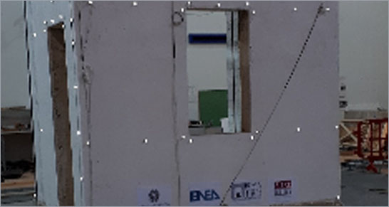 Intonaco armato testato da Enea per edifici più resistenti ai terremoti