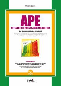APE – Attestato di Prestazione Energetica