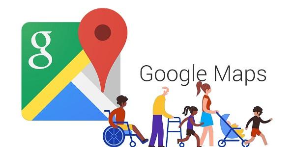 Google lancia la nuova funzionalità per luoghi accessibili