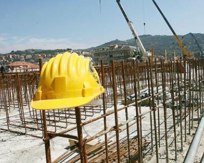 Fallimenti in calo in Italia: 1.838 le imprese edili