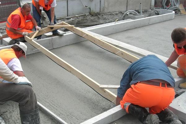 Applicazione di Muro Sicuro Pavimento