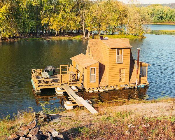 Architettura galleggiante: adattarsi ai cambiamenti