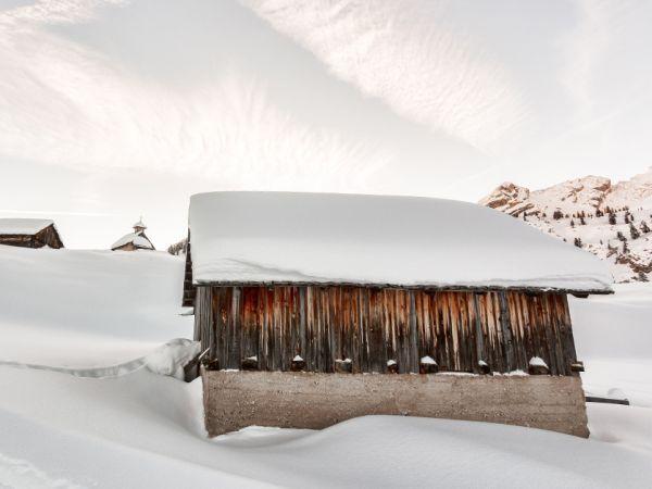 Architettura tradizionale montana