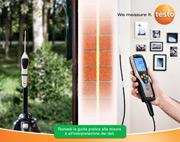 Misura l'energia – Termoflussimetro Testo