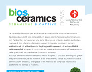 Bios Ceramics Ceramiche Bioattive