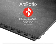 Pavimento autoposante Casalgrande Padana