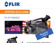Termografia per esperti: FLIR Systems propone un'offerta esclusiva
