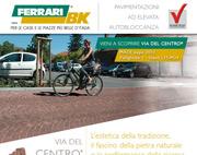 VIA DEL CENTRO: pavimentazioni per esterni ad alta durabilità e stabilità