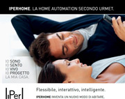 IPERHOME. LA HOME AUTOMATION SECONDO URMET