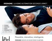IPERHOME. LA HOME AUTOMATION SECONDO URMET