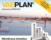 Scopri le esclusive membrane sintetiche VAEPLAN di DERBIGUM