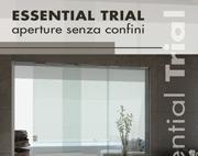 Essential Trial aperture senza confini