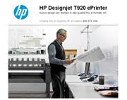 Ora è più conveniente passare ad una nuova stampante HP Designjet!