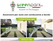 SICUREZZA GARANTITA CON I SISTEMI DI PARCHEGGIO GREEN PARK