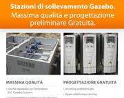 Progettazione gratuita: Stazione di Sollevamento Gazebo