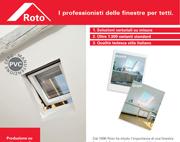 Finestre per tetti Roto: libertà di progettazione su misura