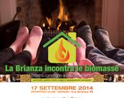 La Brianza incontra le Biomasse