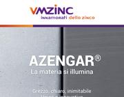 VMZINC lancia la nuova finitura AZENGAR