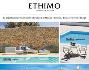 Ethimo – outdoor decor