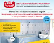 Trasforma la tua vasca da bagno in una esclusiva doccia!