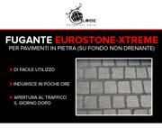 Novita' assoluta! Fugante EuroStone Xtreme per pavimenti in pietra