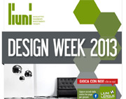 Liuni alla Design Week 2013